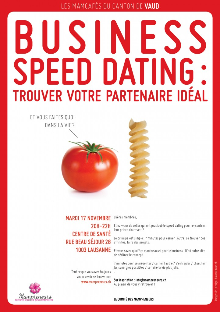 Speed dating lausanne 2015