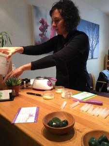 Le Mamcafé au naturel avec Jessica Perrin