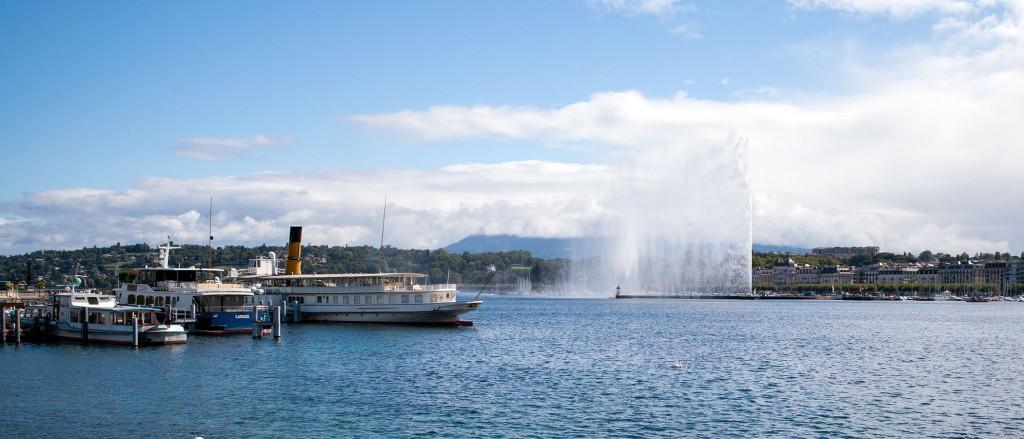 Genève - © Roman Boed